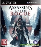 Assassins Creed - Rogue + Assassins Creed 4 - Black Flag CZ (PS3)