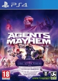 Agents of Mayhem (Steelbook Edition) (PS4)
