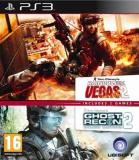 Rainbow Six - Vegas 2 + Ghost Recon - Advanced Warfighter 2 (PS3)