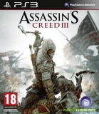 Assassins Creed 3 CZ (PS3)