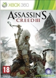 Assassins Creed 3 CZ (XBOX 360)