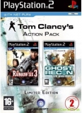 Tom Clancys Action Pack (Limited Edition) (PS2)