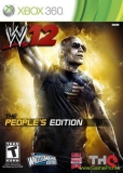WWE 12 (The Peoples Edition) (XBOX 360)