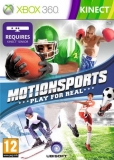 MotionSports Kinect (XBOX 360)