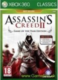 Assassins Creed 2 - Game of the Year (XBOX 360)