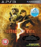 Resident Evil 5 (Gold Edition) (PS3)
