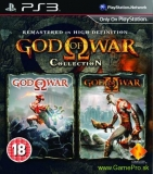 God of War Collection (Essentials ed.) (PS3)