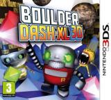 Boulder Dash - XL 3D (3DS)