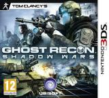 Tom Clancys Ghost Recon - Shadow Wars 3D (3DS)