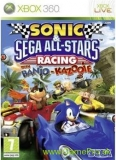 Sonic and SEGA All-Stars Racing with Banjo-Kazooie (XBOX 360)