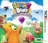 Gummy Bears Magical Medallion (3DS)