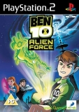 Ben 10 - Alien Force (PS2)