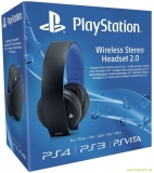 SONY PS4 Wireless Stereo Headset 2.0 Boxed