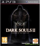 Dark Souls 2 - Scholar of the First Sin (PS3)