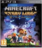 Minecraft - Story Mode (PS3)