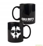 Call of Duty hrnček Skull
