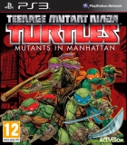 Teenage Mutant Ninja Turtles - Mutants in Manhattan (PS3)