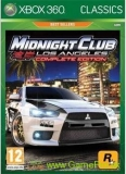 Midnight Club Los Angeles - Complete Edition (XBOX 360)