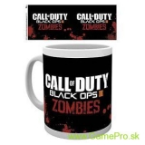Call of Duty - Black Ops 3 hrnček Zombies