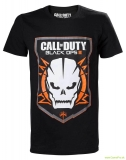 Call of Duty - Black Ops 3 Game Logo with Skull (T-Shirt)