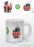 Big Bang Theory hrnček Logo
