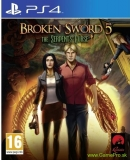Broken Sword 5 - The Serpents Curse (PS4)
