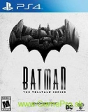 Batman - The Telltale Series (PS4)