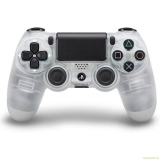 Sony PS4 Dual Shock 4 (Crystal)