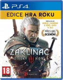Zaklínač 3 - Divoký Hon CZ (Game of the Year Edition) (PS4)