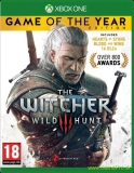 Zaklínač 3 - Divoký Hon CZ (Game of the Year Edition) (XBOX ONE)