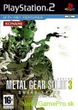 Metal Gear Solid 3 - Snake Eater (PS2)
