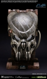 Alien vs Predator Replica 1/1 Battle Damaged Celtic Predator Mask 50 cm
