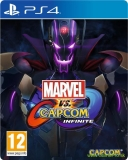 Marvel vs. Capcom - Infinite (Deluxe Edition) (PS4)