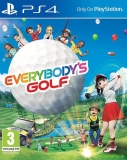 Everybodys Golf (PS4)