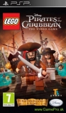 LEGO Pirates of the Caribbean - The Video Game (PSP)