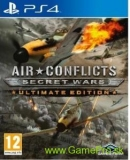 Air Conflicts - Secret Wars (Ultimate Edition) (PS4)