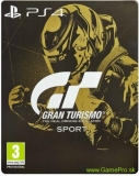 Gran Turismo Sport (Steelbook Edition) (PS4)