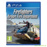 Firefighters - Airport Fire Department (PS4)