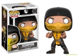 Pop! Games - Mortal Kombat - Scorpion