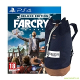 Far Cry 5 CZ (Deluxe Edition) + batoh (PS4)