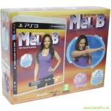 Get Fit With Mel B (With Resistance Band) (PS3)