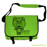 Ted - Legalize Ted Messenger Bag
