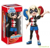DC Super Hero Girls Rock Candy Vinyl Figure Harley Quinn 13 cm
