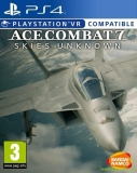 Ace Combat 7 - Skies Unknown VR (PS4)