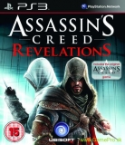 Assassins Creed - Revelations (PS3)