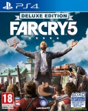 Far Cry 5 CZ (Deluxe Edition) (PS4)