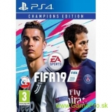 FIFA 19 CZ (Champions Edition) (PS4)