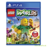 LEGO Worlds CZ (PS4)