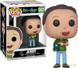 Pop! Animation - Rick and Morty - Jerry