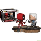 Pop! Deadpool - Deadpool vs. Cable Comic Moments - 2-Pack (Bobble-Head)